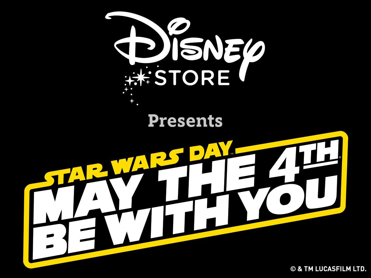 Celebrate @DisneyStore on May 4th! First 100 who purchase land a FREE gift! *valid 5/4/15 only! #MayThe4thBeWithYou http://t.co/MrSKgTHdpc