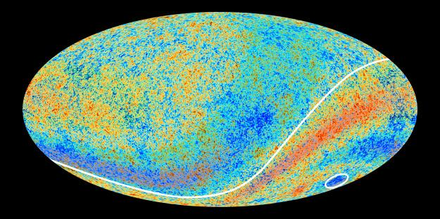The Biggest Thing? Supervoid Spans a Billion Light-Years