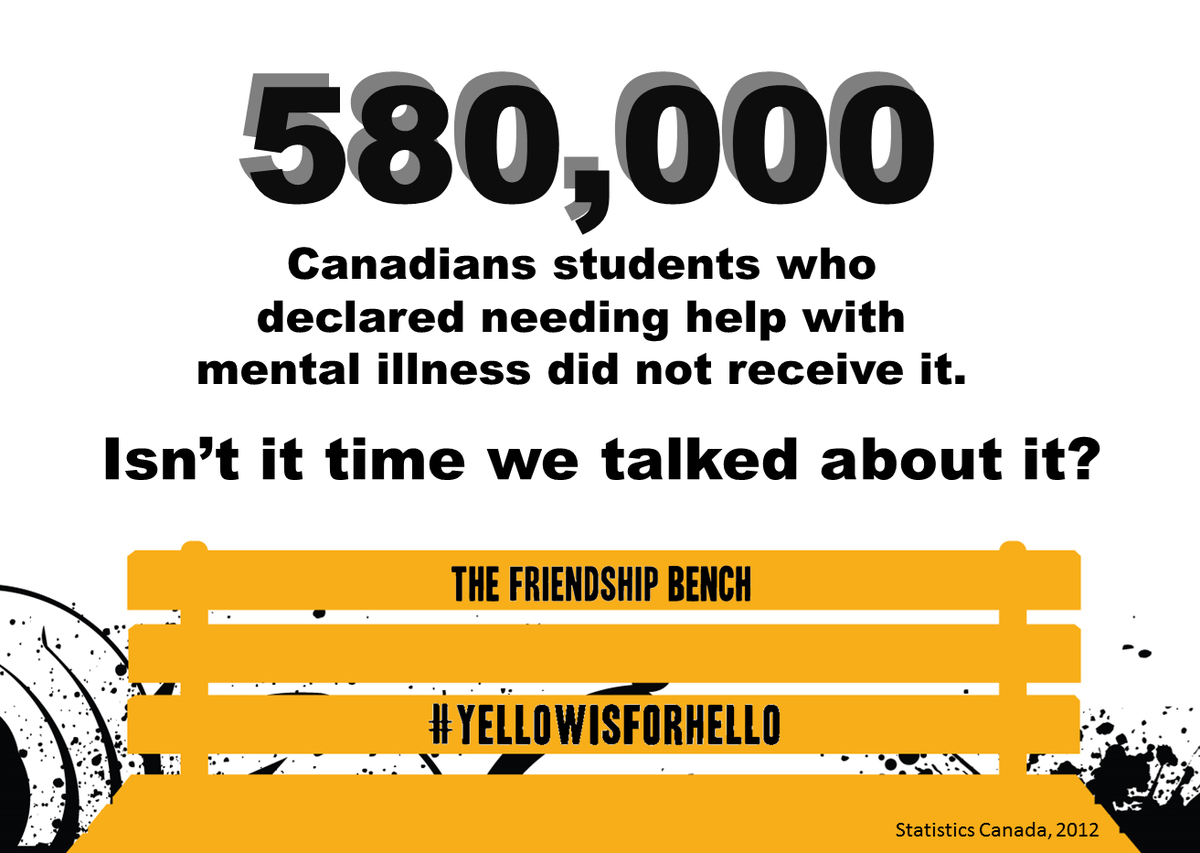 Please help us curb the rise in depression/suicides in schools.  http://t.co/sL9Kh7CenA #yellowisforhellow http://t.co/jFbSwd542i