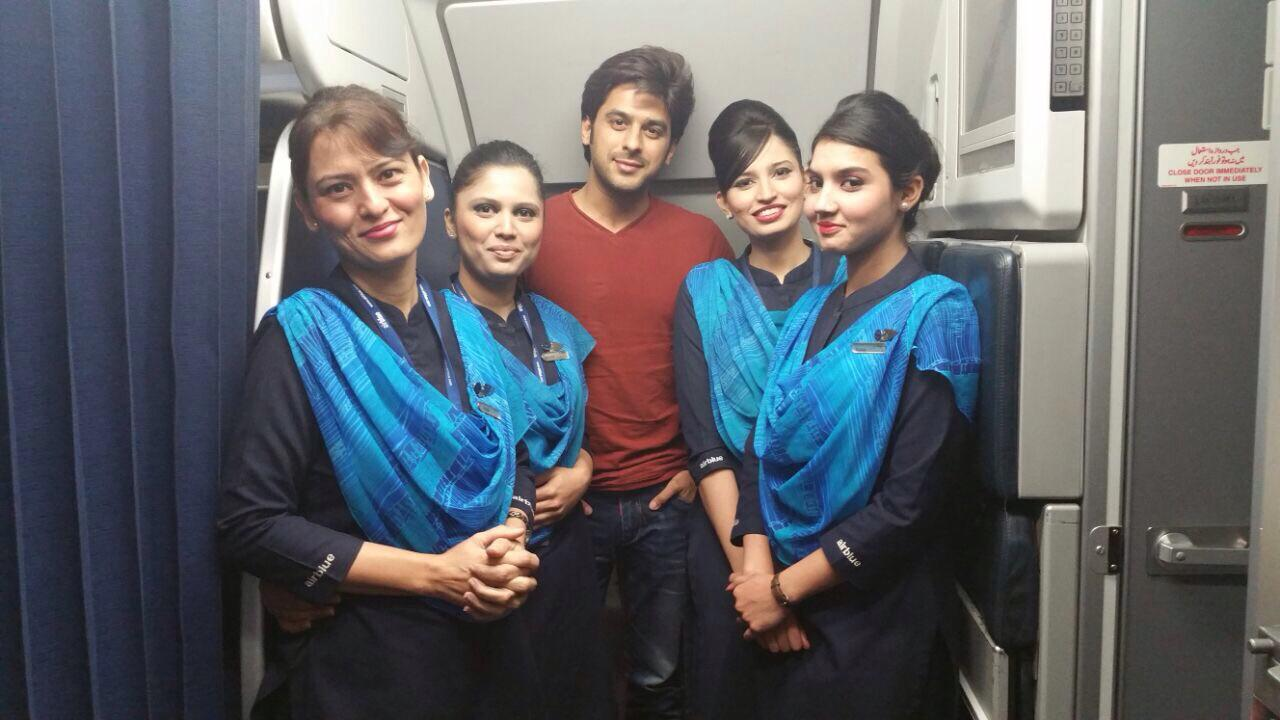 Airblue On Twitter Quot Stars On Our Plane Girls Please