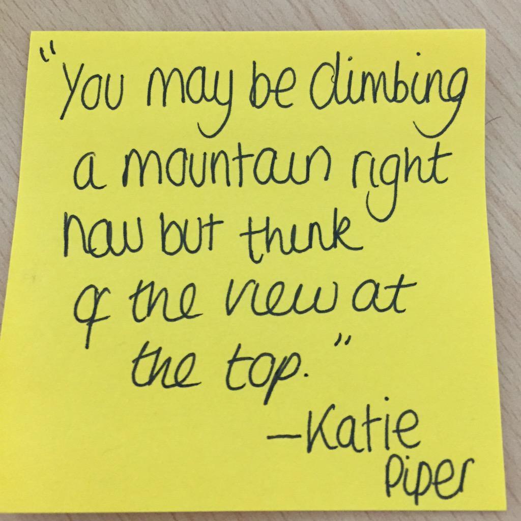 #makeithappen @KatiePiper_ @PostitUK http://t.co/lrGmIU4VXr