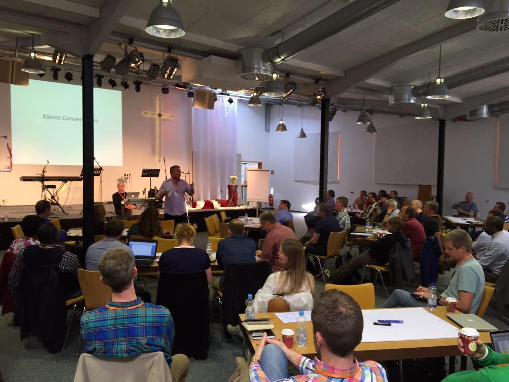 Start der Kairos Konferenz hier in Lörrach http://t.co/xjcgxusW6c