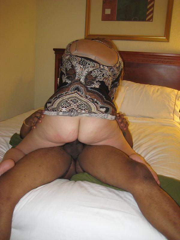 Horny white wife