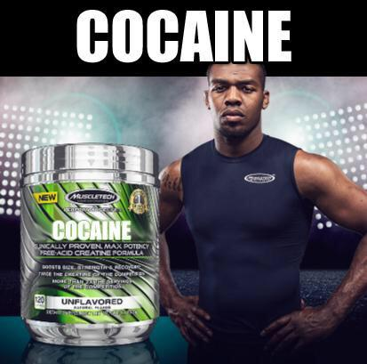 @MMARoasted new from muscle tech Unflavored COCAINE!!! http://t.co/ZWqFlRxafH
