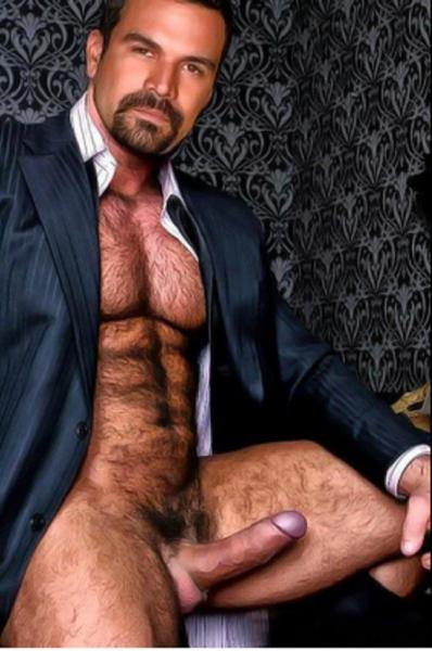 big with cocks daddies Hairy