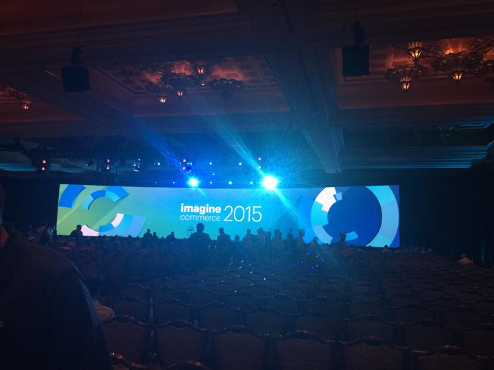 infopluscommerc: Infoplus is having a great time at #magento.  Love talking to customers (current and future). #imagineCommerce. http://t.co/TVEAYhfWbj
