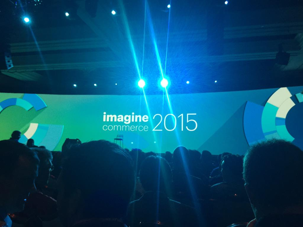 durichitayat: Waiting for the Keynote @magento #ImagineCommerce http://t.co/y1acENJ9uo