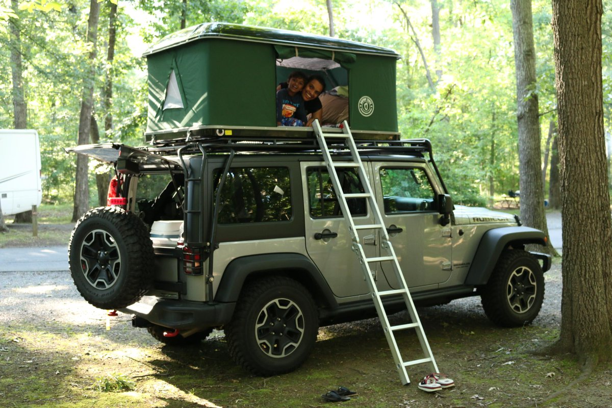 roof top tents bigfoottents twitter. Black Bedroom Furniture Sets. Home Design Ideas
