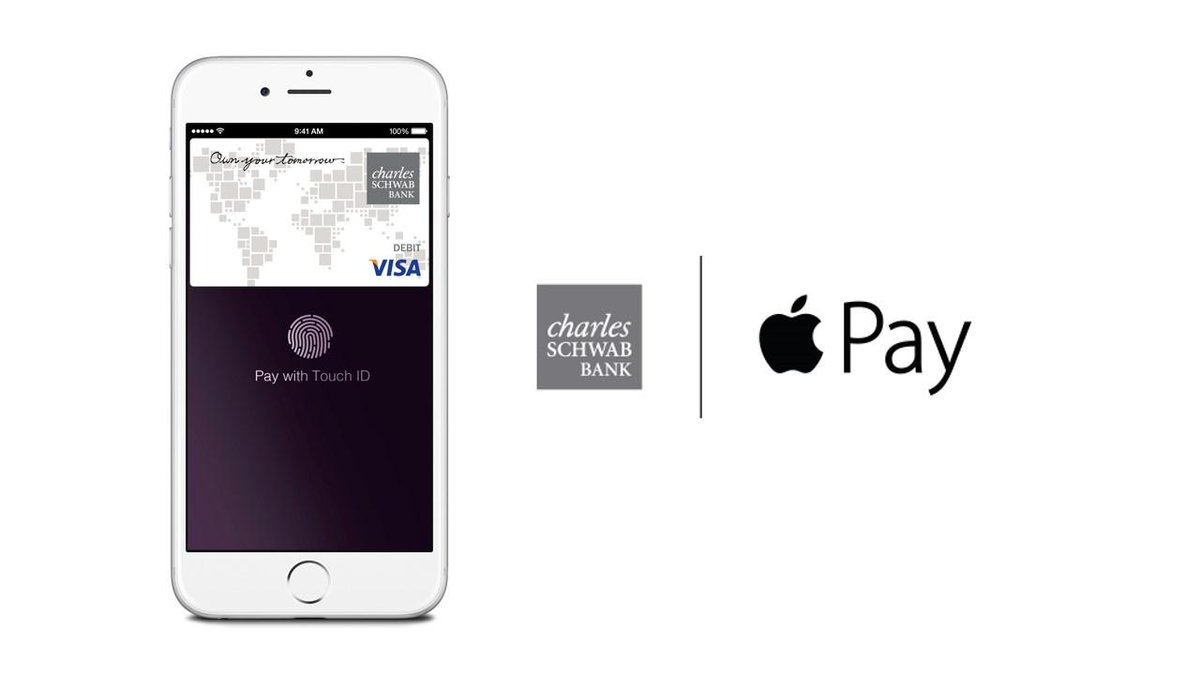 Charles Schwab Corp On Twitter Technology Making Life Easier Schwab Bank Announces Apple Pay Support Http T Co U3n4dyni4i Http T Co Jloftqzxvl