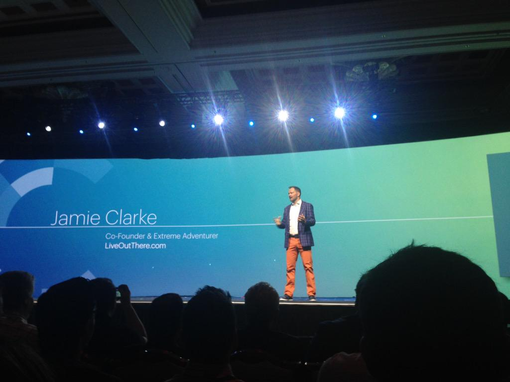 meanbee: .@JC_Climbs opens up at #ImagineCommerce http://t.co/UuCOLDNQXt