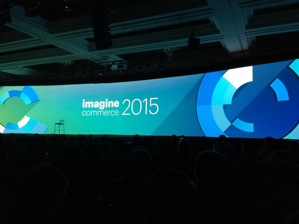 zynovo: Imagine commerce 2015! #ImagineCommerce #magento #zynovo http://t.co/IEKyD7tDsg