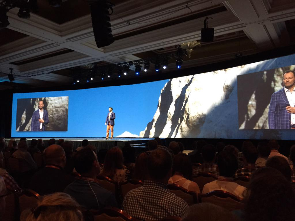 WebShopApps: Powerful backdrop to #ImagineCommerce http://t.co/xB0JeuZ2WO