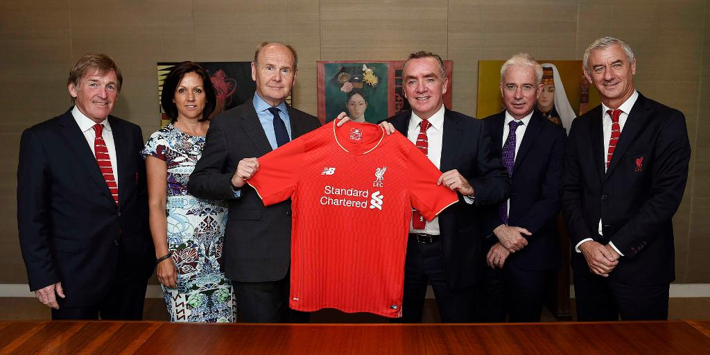 We're excited to announce a 3 year extension to our @LFC partnership http://t.co/yW7CuRJ7kg http://t.co/VkkqAeHI1s