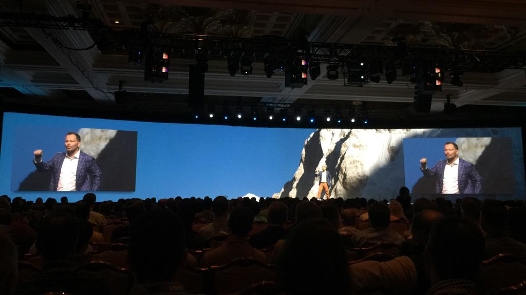benmarks: Don't waste the good weather getting to the place from where you plan to get to the top. @JC_Climbs #ImagineCommerce http://t.co/c62Ed47Ots