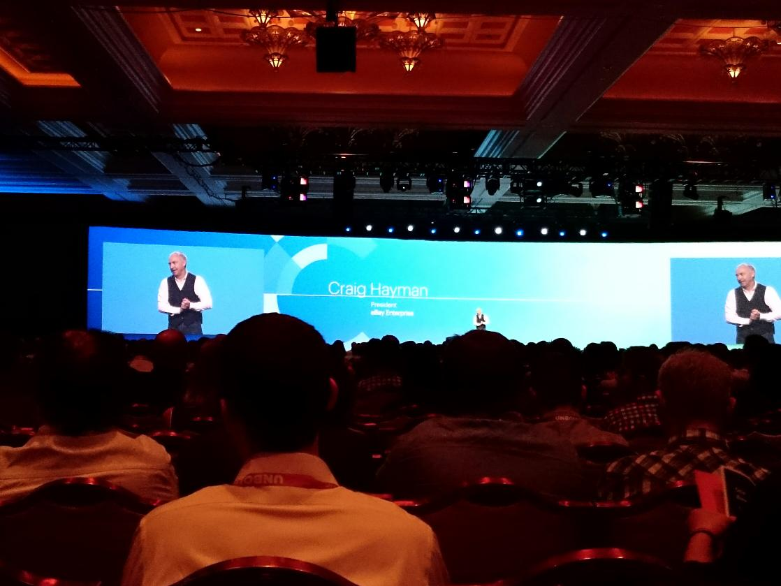 magento_rich: Craig Hayman @chayman on stage now. #ImagineCommerce #RealMagento http://t.co/jnKWc5HbAP