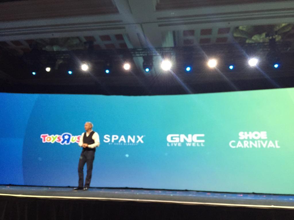 DCKAP: Opening Keynote @chayman first #ImagineCommerce http://t.co/S5rGaeLDlj