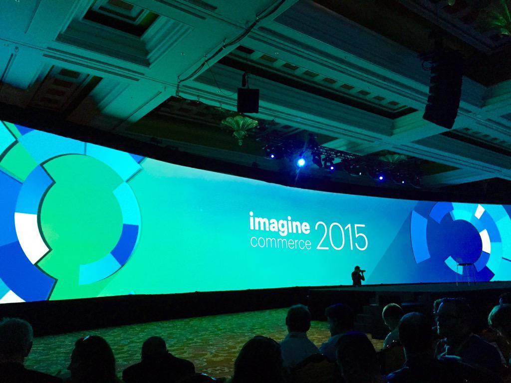 socialshark: @magento Keynote begins!  #MagentoImagine http://t.co/3pNHASH2Kz