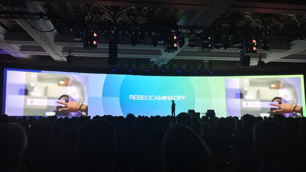 benmarks: The innovation of @eBayEnterprise and @RebeccaMinkoff is breathtaking. #ImagineCommerce http://t.co/53NclolMET
