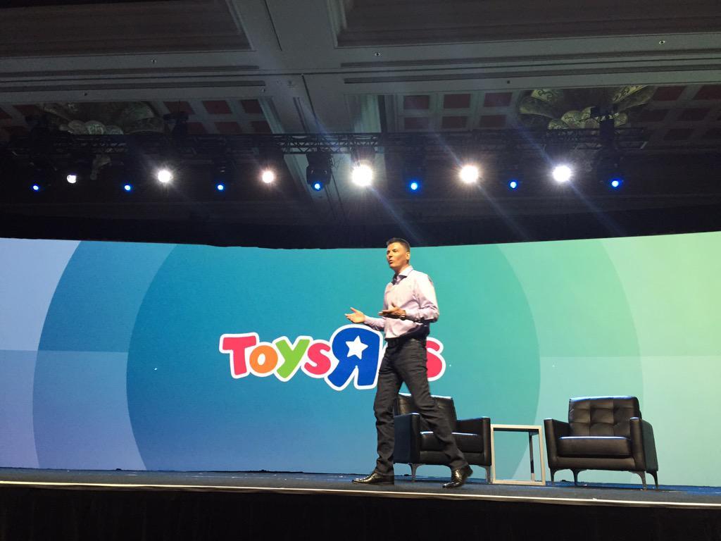 DCKAP: Fred Argir  @ToysRUs #ImagineCommerce http://t.co/j77pHdMS1A