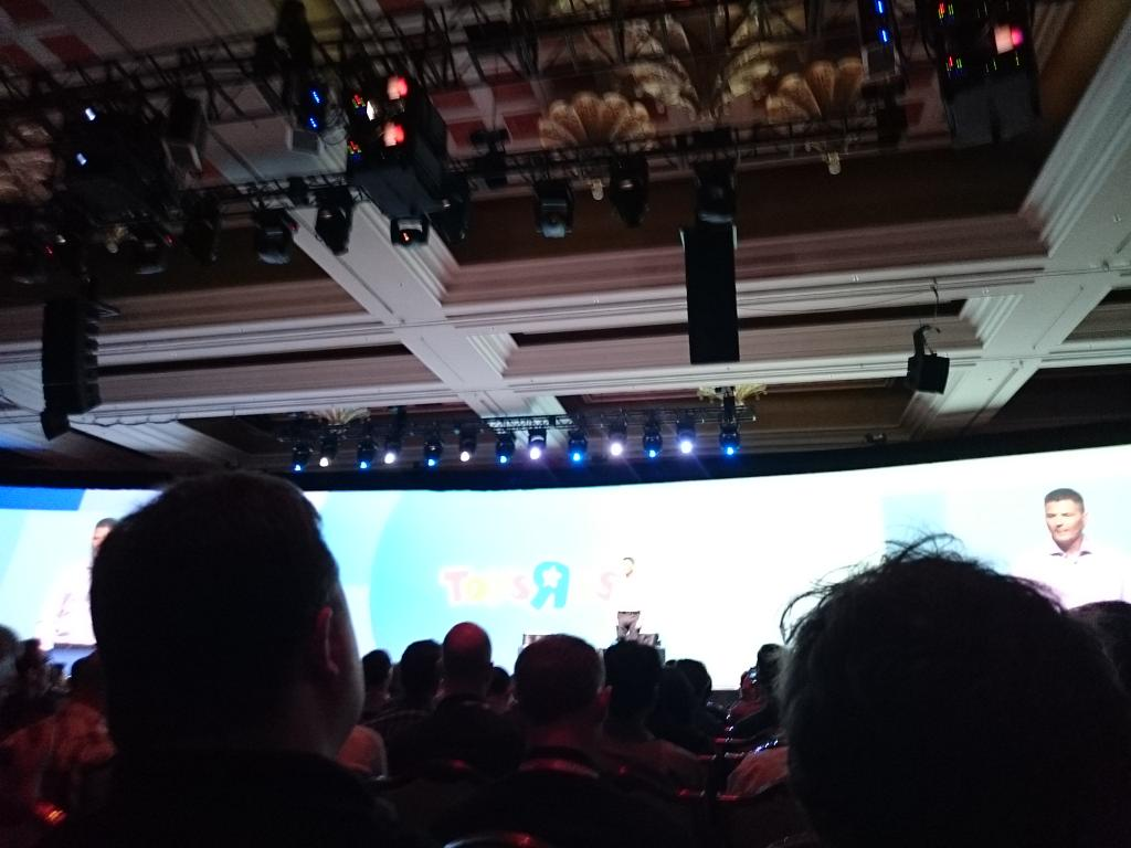 sashas777: Toys R us at the #ImagineCommerce http://t.co/QTx8phLJip