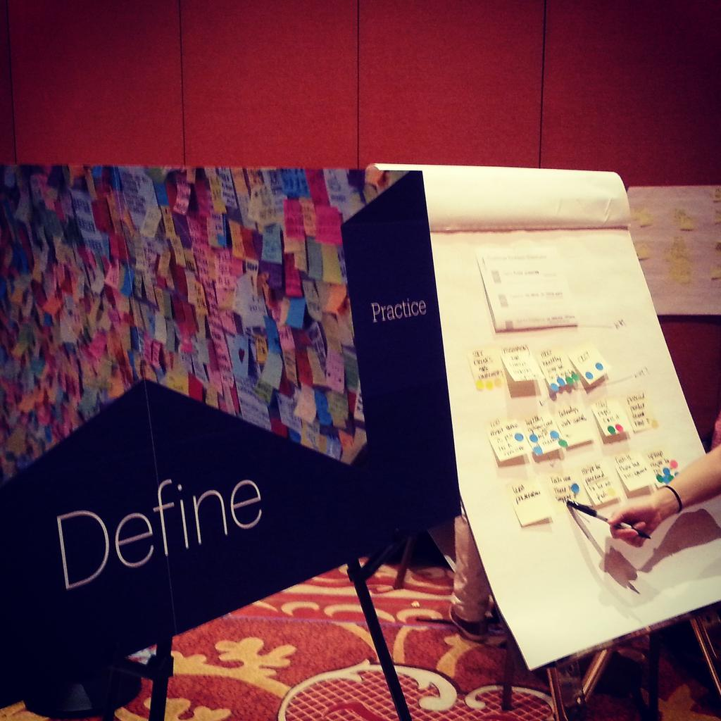 jerome_rideau: Loved this Customer Driven Innovation workshop from stories to problems to solutions #ImagineCommerce @GroupeSmile http://t.co/RU7mkATYTX