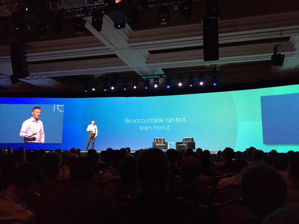 coderguy64: Be accountable, run to it, learn from it. #MagentoImagine keynote http://t.co/wnNK1bhD5P