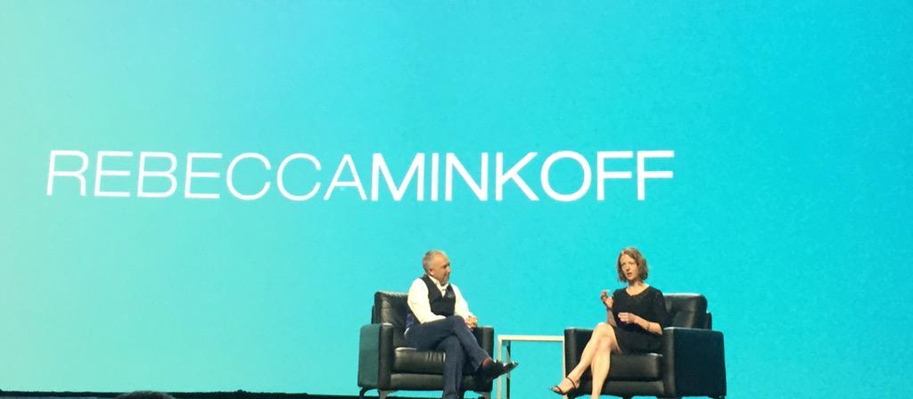 JCBordes: Rebecca Minkoff Ecommerce and Omnichannel VP explaining benefits of digital fitting room @GroupeSmile #imagine2015 http://t.co/TpnDu3Bdux