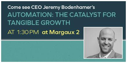 ShipHawk: Remember to see @MrBodenhamer breakout session today at 1:30pm at #ImagineCommerce in Margaux 2. #ThinkBigger http://t.co/yH58tqJi0S
