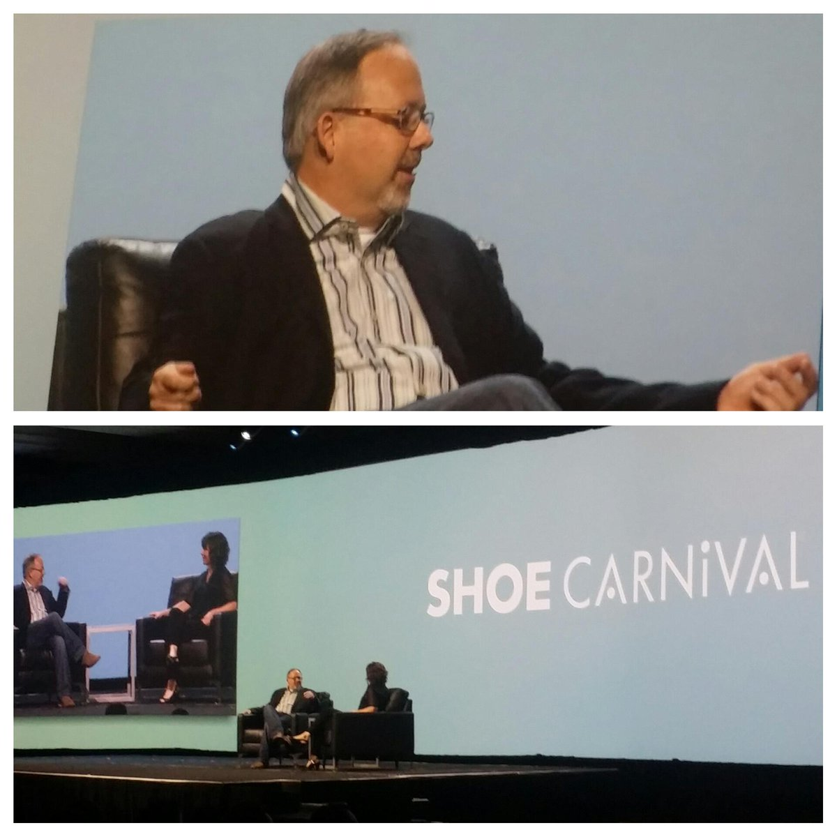 LawrenceByrd: #omnichannel. Ship from Store. 400 stores. Largest store is @magento site. @ShoeCarnival does it all #imaginecommerce http://t.co/WOFwFRHyM3
