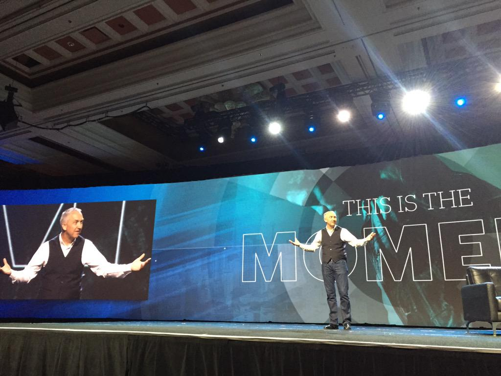 DCKAP: Great take awaysnLook everywhere for ideasnWhen you find it seize nNever settle Thank you @chayman #ImagineCommerce http://t.co/wwXmvW8pbC