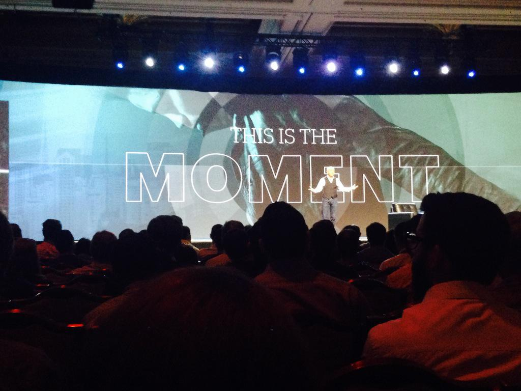 ProductPaul: This is the moment #imaginecommerce http://t.co/PqSRunpHFe
