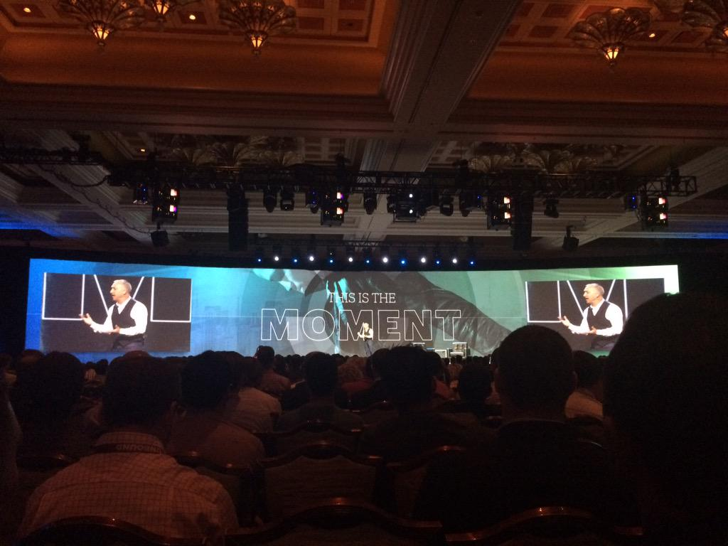 MagentoFeedle: 'We, together with you, are creating the future of retail now' ' chayman #ImagineCommerce http://t.co/zMFWFZhhsf via aheadWorks