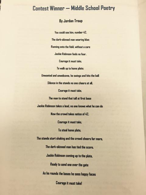 "David Price on Twitter: ""Great poem written by Jordan Troup about ..."