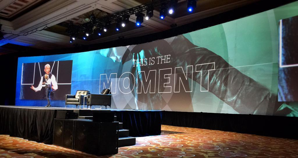 josheason: Congrats, @eBay Enterprise President Craig Hayman, for a great #ImagineCommerce keynote.  #ThisIsTheMoment http://t.co/RNhIHaTxP9