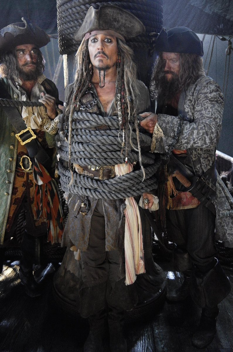 Captain Jack is back and we're not letting him go. http://t.co/m6VVRTyFQm