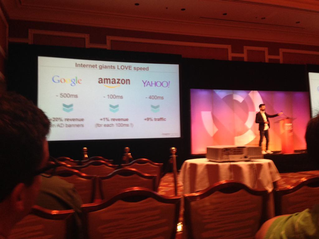 SheroDesigns: Search & Destroy: eliminating performance bottlenecks @gthibaux #ImagineCommerce http://t.co/lGaDBOeViD