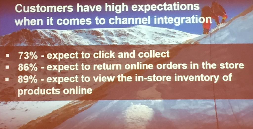 interactiv4: #ImagineCommerce customer expectations #omnichannel http://t.co/i9XK32ss29