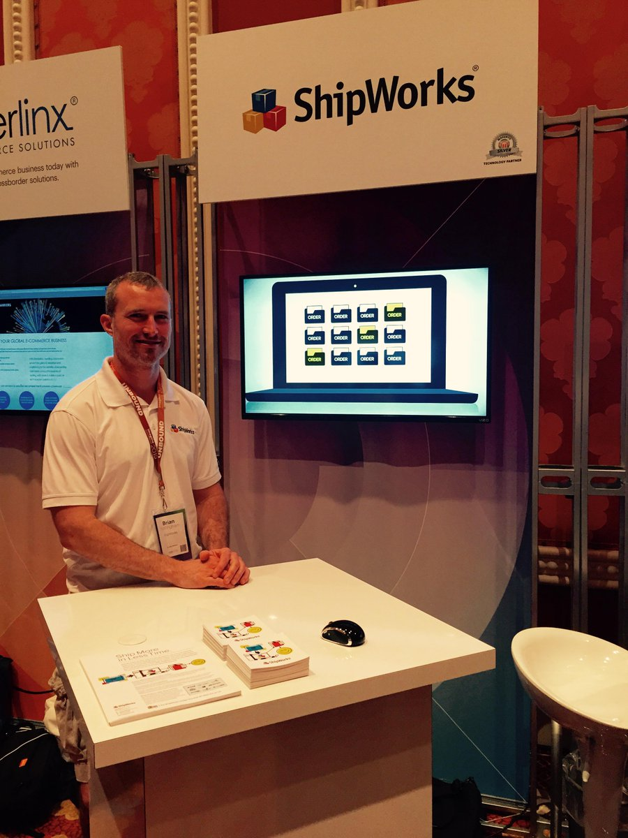 ShipWorks: We're at #ImagineCommerce in Las Vegas!  If you're here, stop by booth 23. Lots of new features to talk about! http://t.co/NcPCUgNw2Z