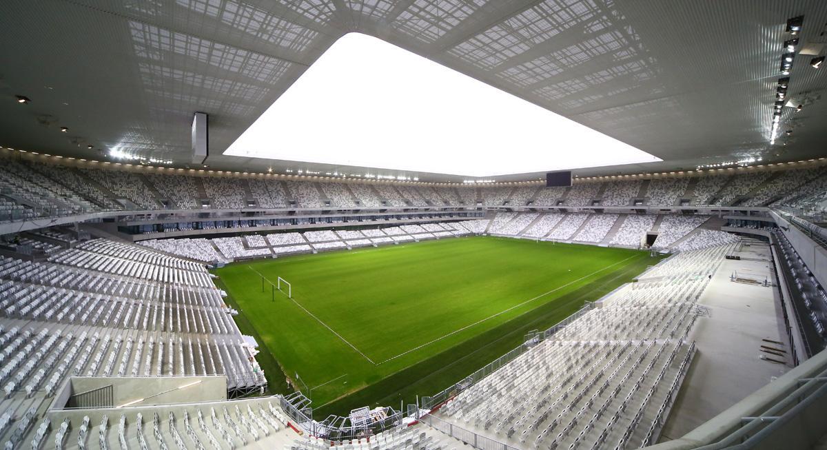 La vente des places pour le match inaugural du Nouveau Stade est reportée