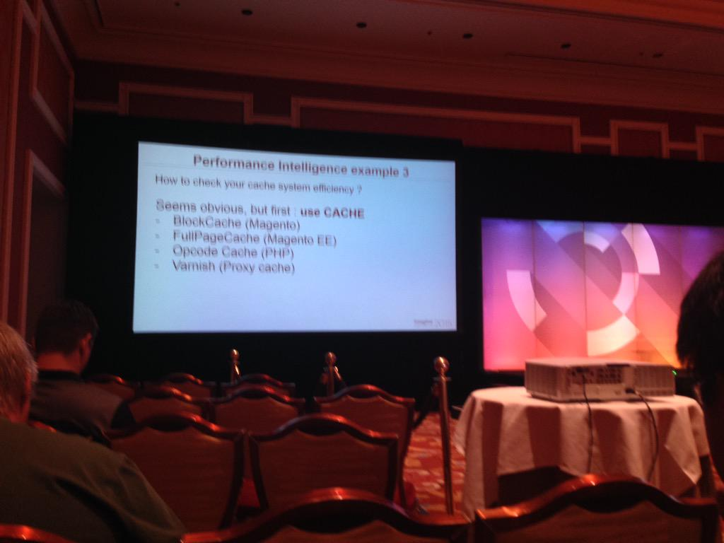 SheroDesigns: Use these caching systems for #magento improved #performance & working correctly @gthibaux #ImagineCommerce http://t.co/MNESdQphU8