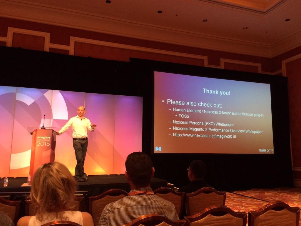 blackbooker: Info from @nexcess at #ImagineCommerce available here: https://t.co/D1mLsRqoNK check it out! http://t.co/y9bwLynwCG