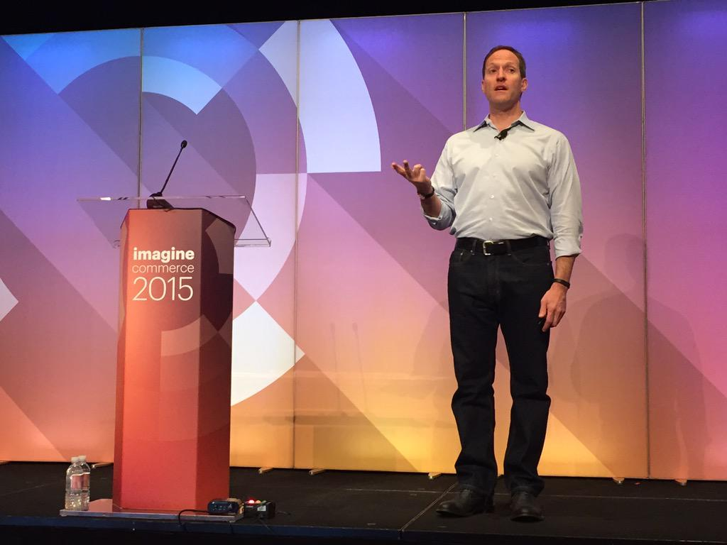 Scottmeyer: Ghostery helps you to clean up, speed up and lock down your site. #ImagineCommerce http://t.co/kq60GiHOJL