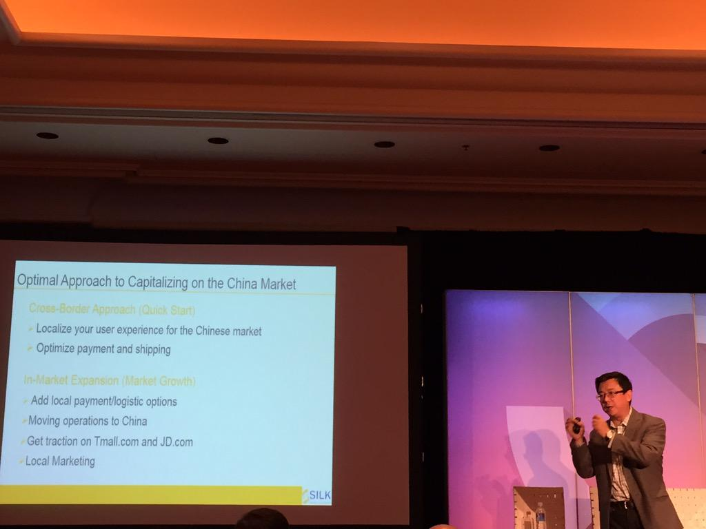 DCKAP: Selling to China #ImagineCommerce http://t.co/ddEIkNRirG