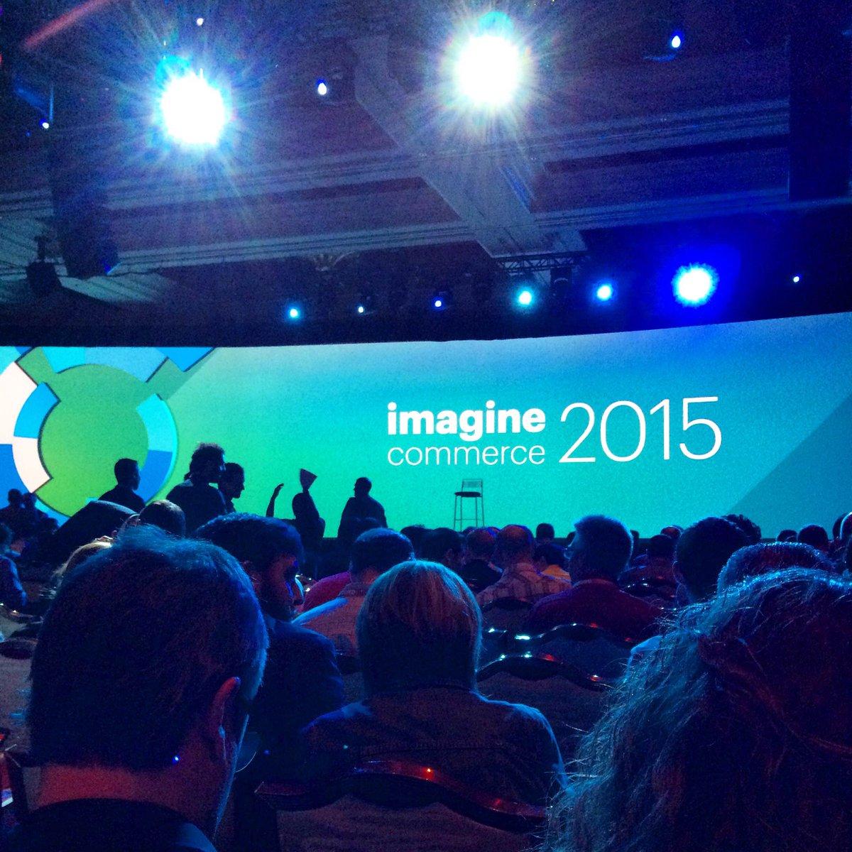 MTLbuzz: TR @Absolunet: Notre aventure se poursuit #Imagine2015 #imagineconference @magento #ecommerce http://t.co/Q1l4V5d2eg http://t.co/k8DftHj9f0