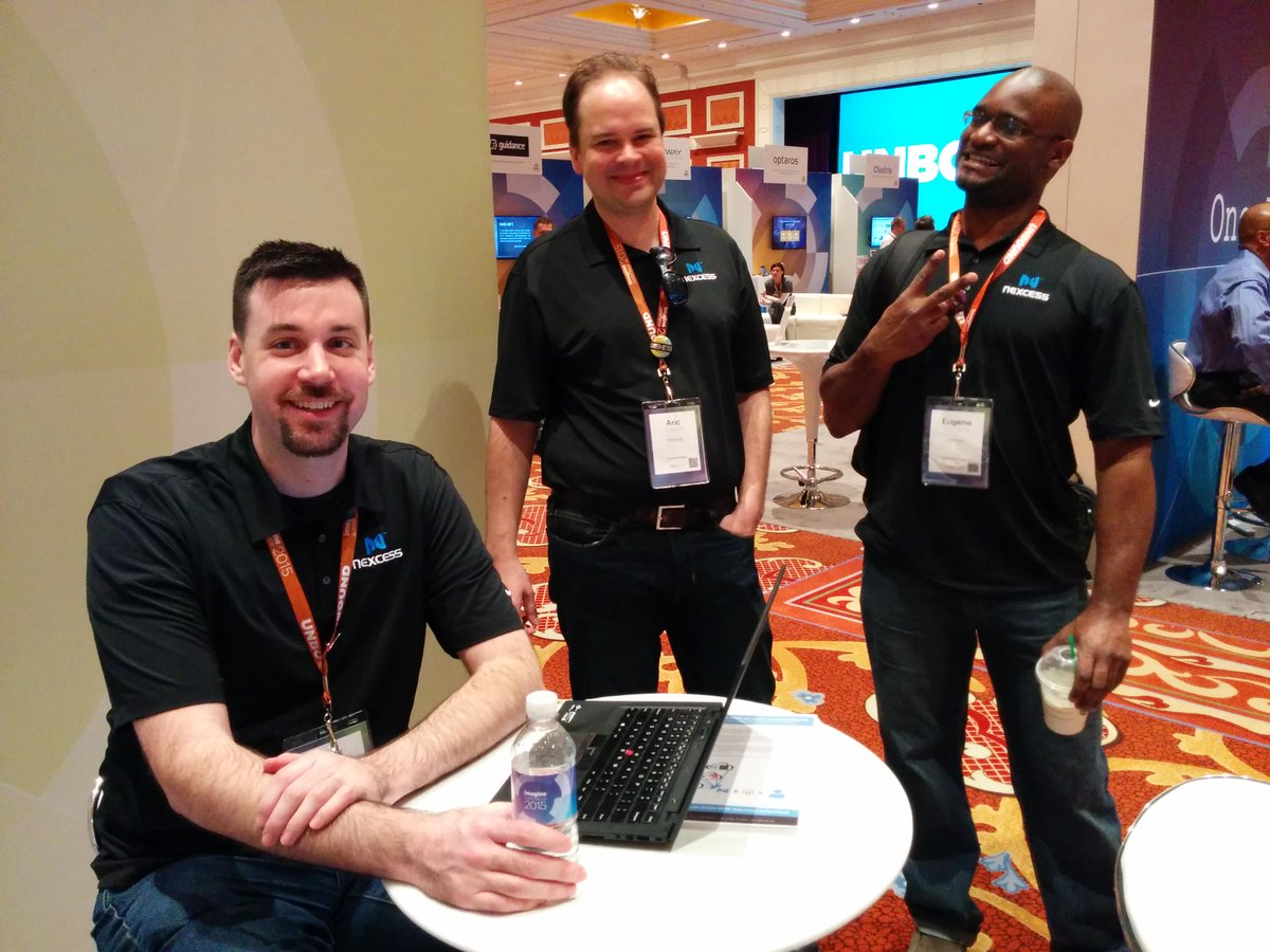 nexcess: Who wouldn't want to come chat with this group? Stop by and visit the Nexcess team at Booth #507/ #ImagineCommerce http://t.co/mipF4Yqy8J