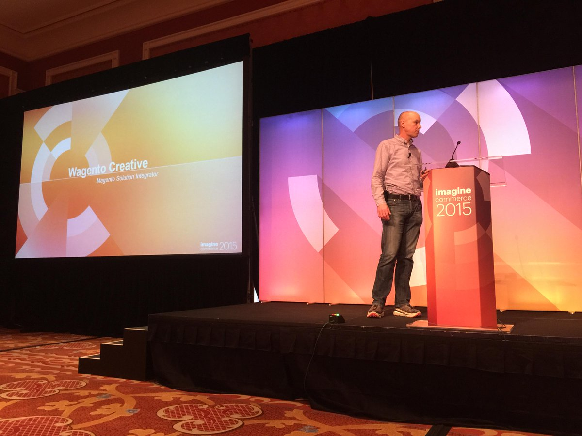 JoshuaSWarren: 'Projects are a relationship you have with your client' - @brentwpeterson #imaginecommerce in Margaux 1 right now! http://t.co/ui0ifjaDtb