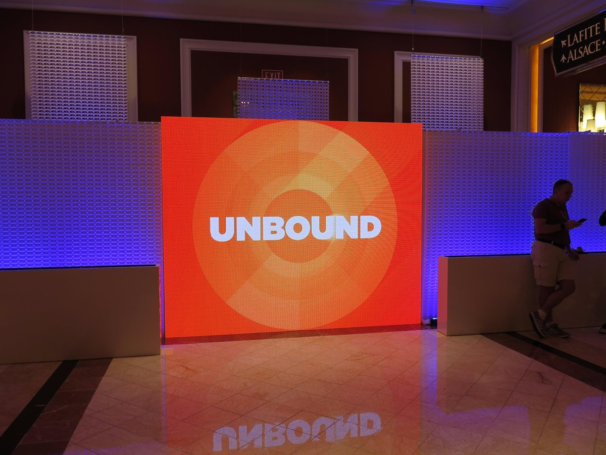 paradoxlabs: More pictures from #ImagineCommerce. Ask yourself what binds you, then get unbound! http://t.co/DZDW0tnjET