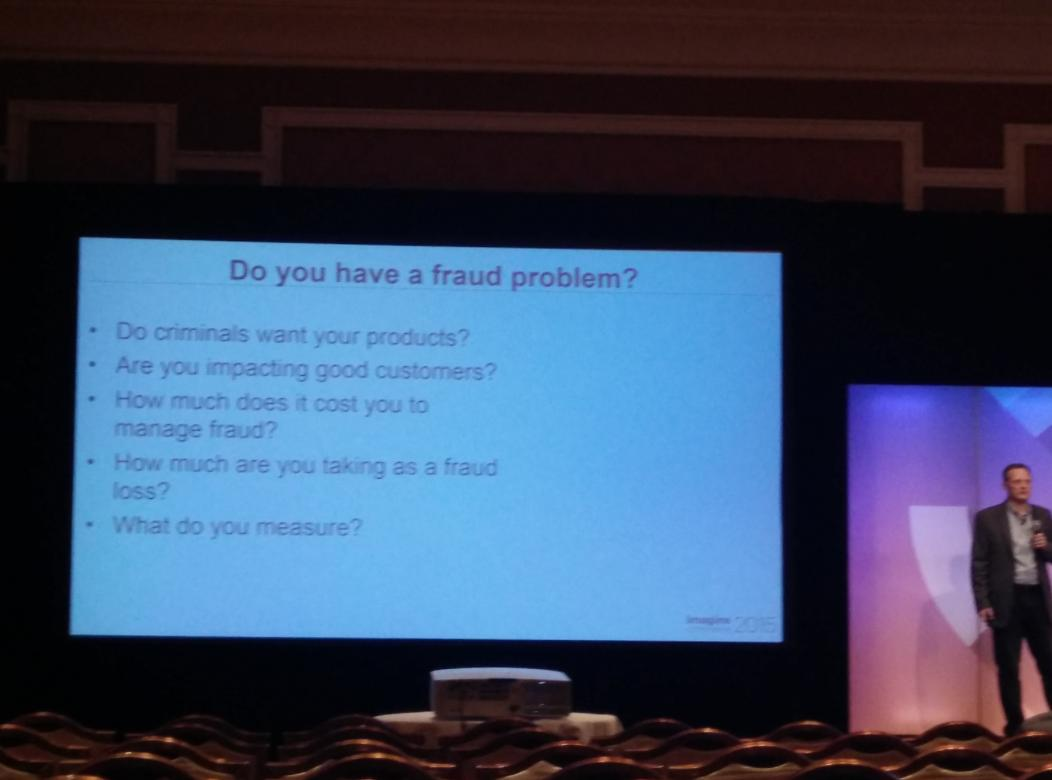 kshah24: Do you have a #fraud problem? Gr8 set of questions for a merchant to consider #ImagineCommerce cc:@WhitepagesPro http://t.co/GnOmWCPBGD