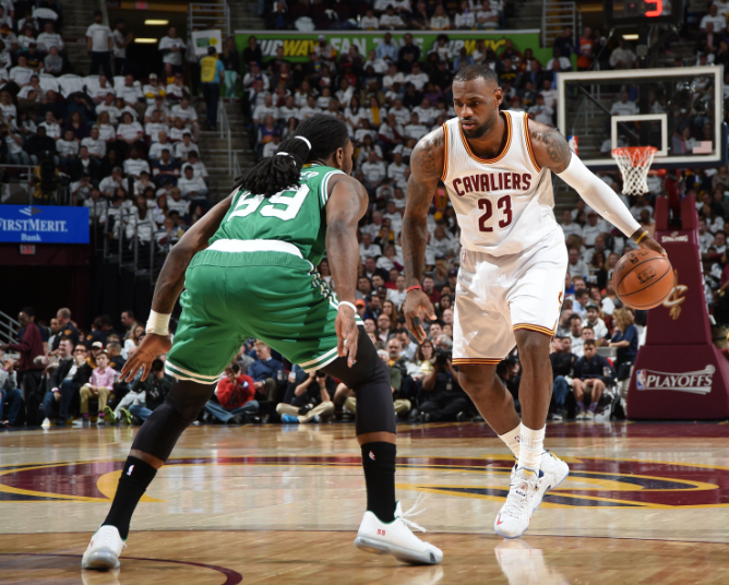 Cavs Lead Celtics, 51-50 At HT: Live on TNT Overtime