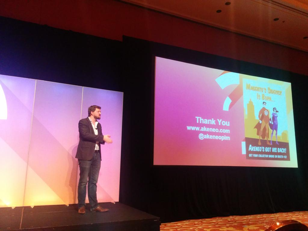 duponico: Questions about #PIM projects, where to put prices? Warm vs cold data? #MagentoImagine http://t.co/tCvJLF40bs